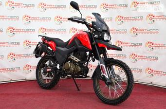 Shineray X-Trail 250 Trophy Cross 2020