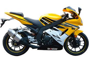 Shineray Z1 250 2016