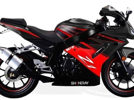 Shineray Z1 2020