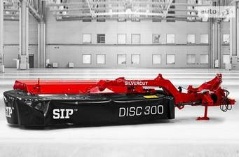 SIP Silvercut Disc 300 S RC 2018