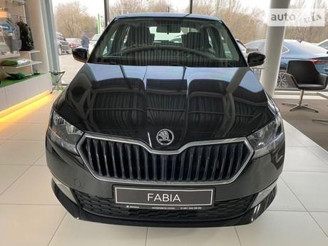 Skoda Fabia 2019