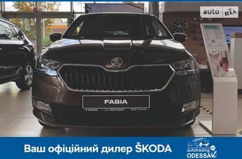 Skoda Fabia 1.0 TSI DSG (110 л.с.) 2020