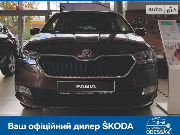 Skoda Fabia Style