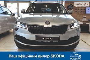 Skoda Karoq 1.4 TSI AT (150 л.с.) Style 2021