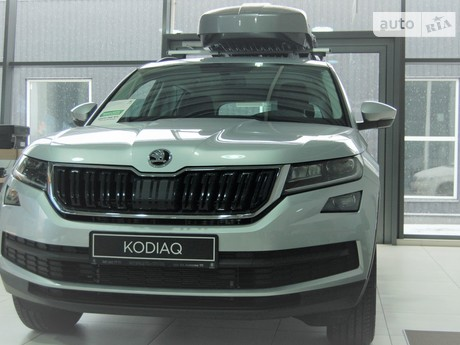 Skoda Kodiaq 2021