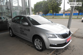 Skoda Octavia A7 New 1.4 TSI AT (150 л.с.) Ambition 2017