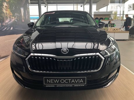 Skoda Octavia 2021