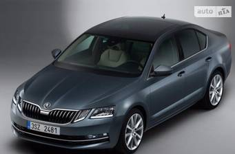 Skoda Octavia A7 New 2.0 TDI AT (150 л.с.) 2018