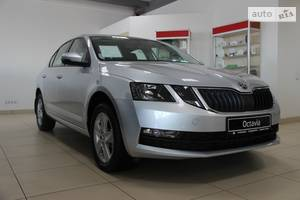 Skoda Octavia A7 New 1.4 TSI AT (150 л.с.) Ambition 2019