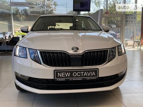 Skoda Octavia 2019