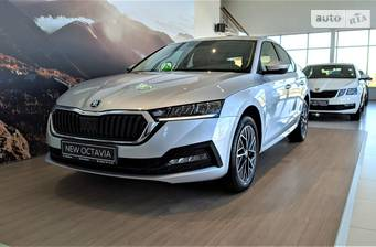 Skoda Octavia 2021 Ambition