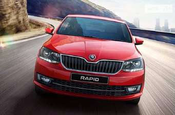 Skoda Rapid New 1.6 MT (110 л.с) Active 2018