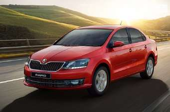 Skoda Rapid New 1.0 TSI MT (95 л.с.) Active 2018