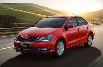 Skoda Rapid New 1.0 TSI MT (110 л.с.) 2018