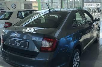 Skoda Rapid New 1.6 MT (110 л.с) 2018