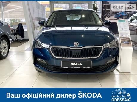 Skoda Scala 2020