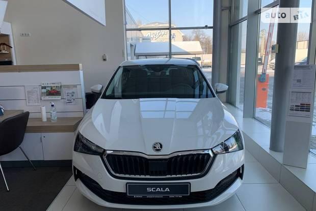 Skoda Scala Ambition