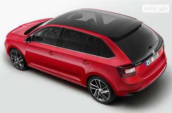 Skoda Spaceback New 1.6 MPI MT (110 л.с) Active 2017