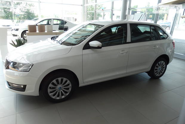 Skoda Spaceback Active