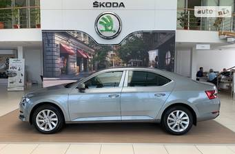 Skoda Superb New 2.0 TSI AT (190 л.с.) 2021