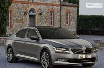Skoda Superb New 1.8 TSI AT (180 л.с.) Ambition 2018
