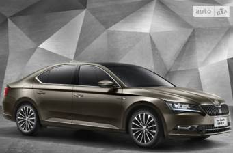Skoda Superb New 2.0 TDI AT (190 л.с.) CR 4х4 2018