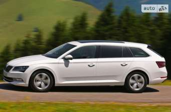 Skoda Superb New 1.8 TSI MT (180 л.с.) Active 2018