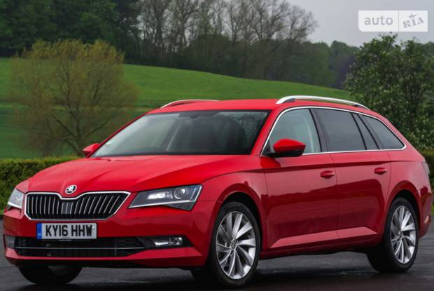 Skoda Superb Active