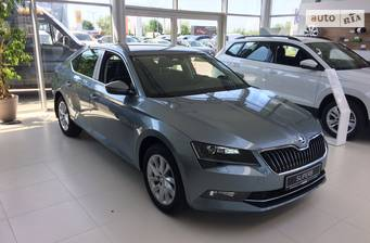 Skoda Superb New 1.8 TSI AT (180 л.с.) 2018
