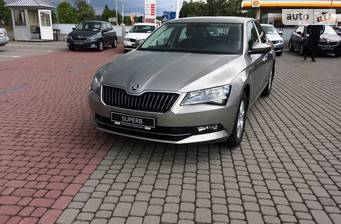 Skoda Superb New 1.8 TSI МT (180 л.с.) 2018