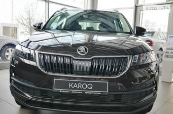 Skoda Karoq 1.5 TSI DSG (150 л.с.) 2018