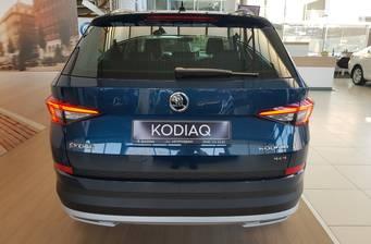 Skoda Kodiaq 2.0 TSI AT (180 л.с.) 4x4 2018