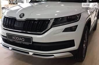 Skoda Kodiaq 2.0 TDI MT (150 л.с.) 4x4 2019