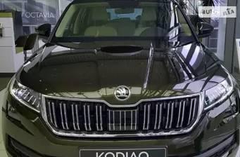 Skoda Kodiaq 2.0 TDI AT (190 л.с.) 4x4 2019