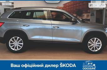 Skoda Kodiaq 2.0 TSI AT (180 л.с.) 4x4 2020