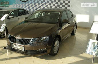 Skoda Octavia A7 New 1.8 TSI AT (180 л.с.) 2017