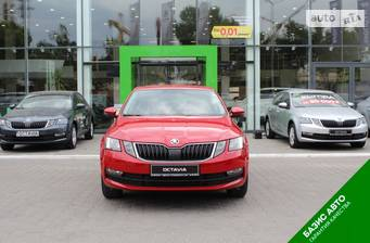 Skoda Octavia A7 New 1.4 TSI AT (150 л.с.) 2018