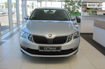 Skoda Octavia A7 New 2.0 TDI AT (150 л.с.) 2019