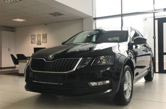 Skoda Octavia A7 New 1.4 TSI AT (150 л.с.) 2017