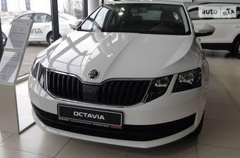 Skoda Octavia A7 New 1.6 MPI MT (110 л.с.) 2019