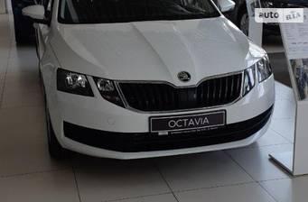 Skoda Octavia A7 New 1.6 MPI MT (110 л.с.) 2020