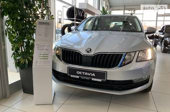 Skoda Octavia A7 New 1.4 TSI AT (150 л.с.) 2020