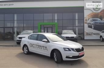 Skoda Octavia A7 New 1.4 TSI AT (150 л.с.) 2018