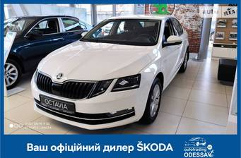 Skoda Octavia 2018 Individual