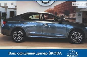 Skoda Octavia 1.5 TSI MT (150 л.с.) 2020