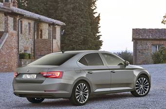 Skoda Superb New 1.8 TSI AT (180 л.с.) 2019