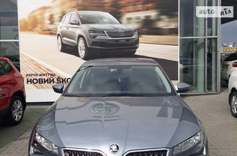 Skoda Superb New 1.8 TSI AT (180 л.с.) 2017