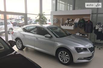 Skoda Superb New 2.0 TDI АТ (190 л.с.) CR  2019