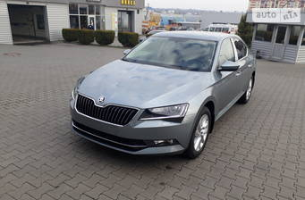 Skoda Superb New 2.0 TDI АТ (190 л.с.) CR  2018