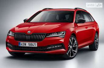 Skoda Superb 2.0 TDI DSG (190 л.с.) CR 4х4 2019